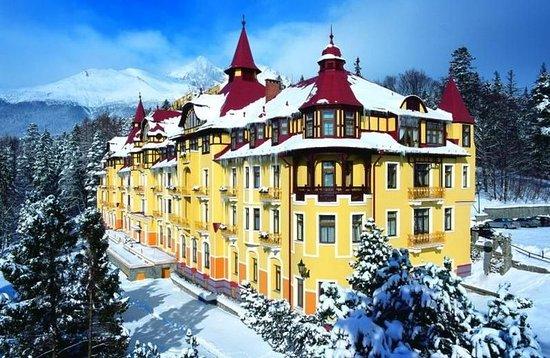 Vysoke Tatry, Slovacchia: Exterior - winter