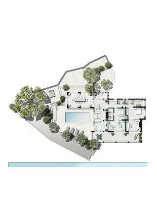 Danai Beach Resort: Green Pearl Villa