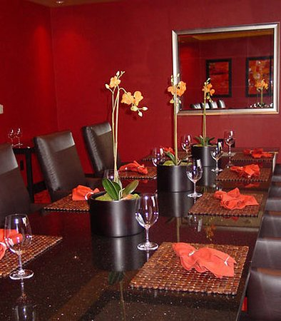 Carmel, Ιντιάνα: Grille 39 Private Dining Room