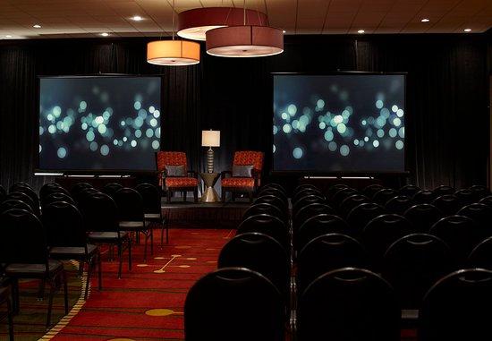 Carmel Ballroom– Theatre Style