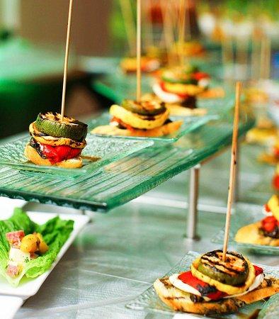 Carmel, IN: Food as Art
