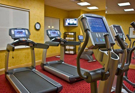 Lutz, FL: Fitness Room