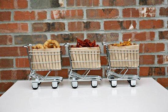 """Leawood, KS: Sides """"a la cart"""""""