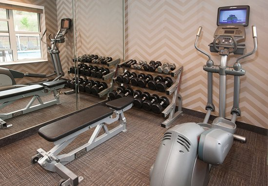 Hoover, Αλαμπάμα: Fitness Center - Free Weights