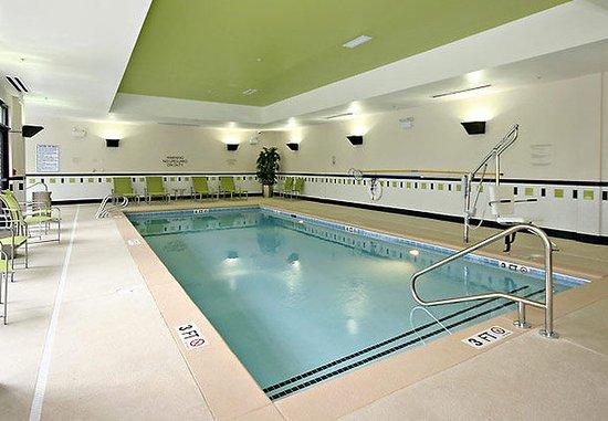 Elkin, Carolina do Norte: Indoor Pool