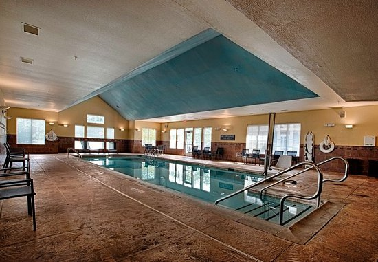 ‪‪Egg Harbor Township‬, نيو جيرسي: Indoor Pool‬