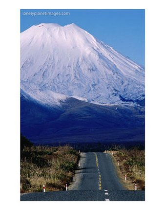 Turangi, Yeni Zelanda: Tongariro National Park