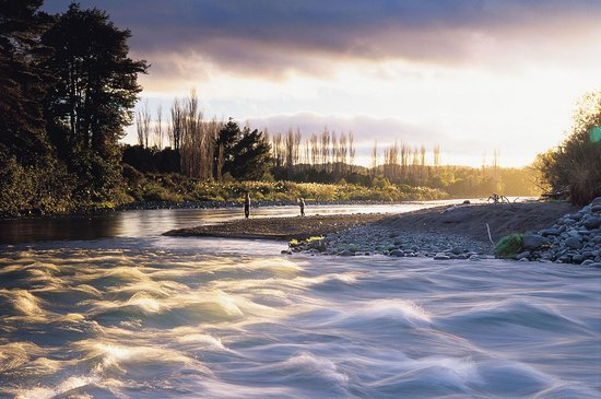 Туранджи, Новая Зеландия: Tongariro River