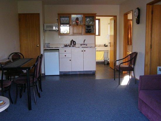 Greymouth, Yeni Zelanda: Two bedroom
