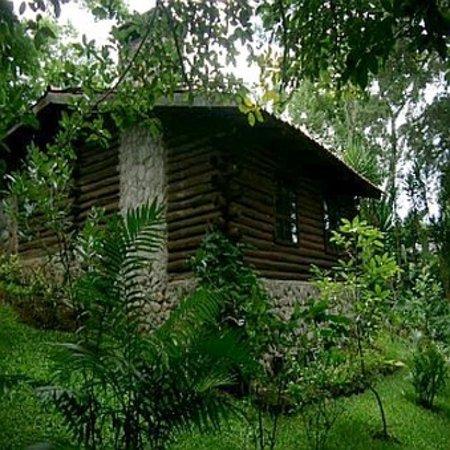 Birri, Costa Rica: Log Cabin