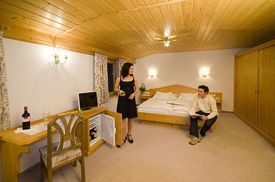 Gaschurn, Austria: Guest Room