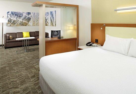 Waukegan, Ιλινόις: King Accessible Suite
