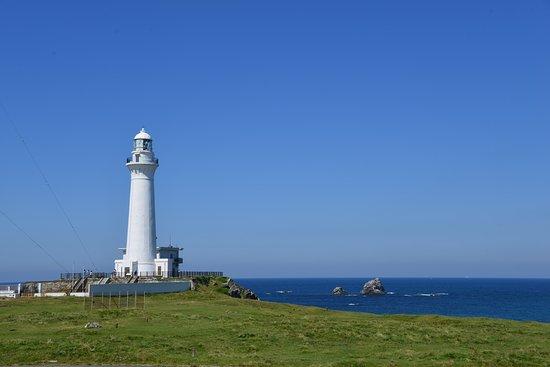 Higashidori-mura, Japan: 岬なので灯台もあります