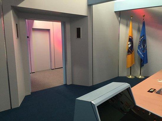 Ticonderoga, estado de Nueva York: Officers Briefing Room