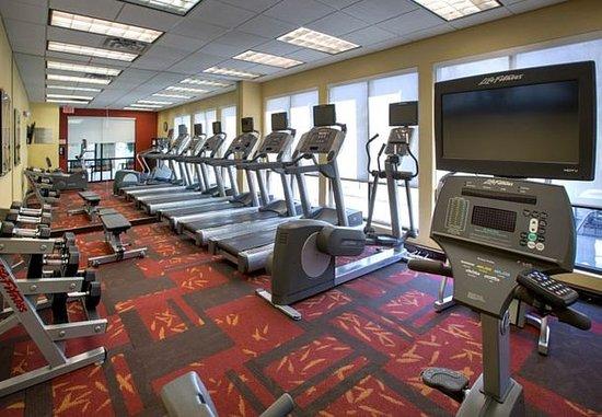 Paramus, نيو جيرسي: Fitness Center