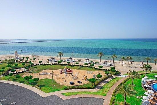 Mirfa, De Forenede Arabiske Emirater: Beach