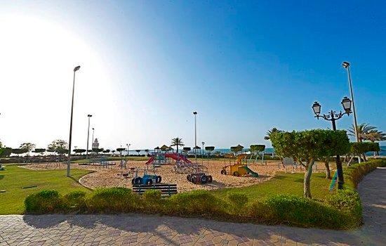 Mirfa, ОАЭ: Kids Playground