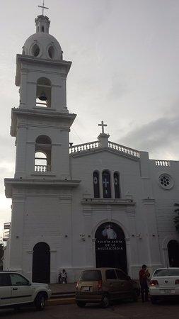 Iglesia principal de Los Mochis