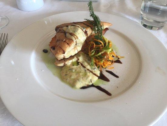 Les Cepages Restaurant: PLATO FUERTE