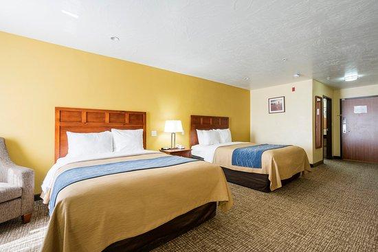 ซีดาร์ซิตี, ยูทาห์: Guest room