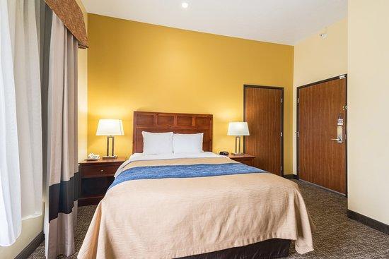 Cedar City, UT: Guest room