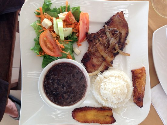 Nicoya, Costa Rica: Beautiful casado carne.