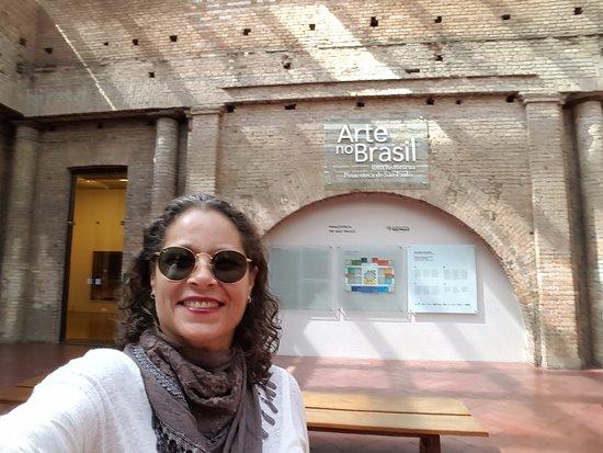 Estação Pinacoteca: Emociona passear em seu interior!