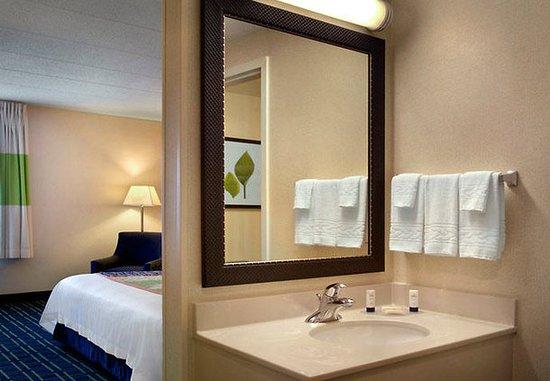 เอมส์บิวรี, แมสซาชูเซตส์: Guest Bathroom