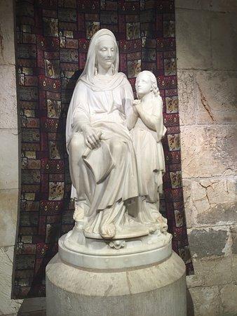 Church of Saint Anne: Ana e sua filha Maria