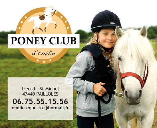 ‪Poney club d'émilie‬