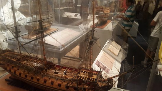 Annapolis, MD: Museu Naval