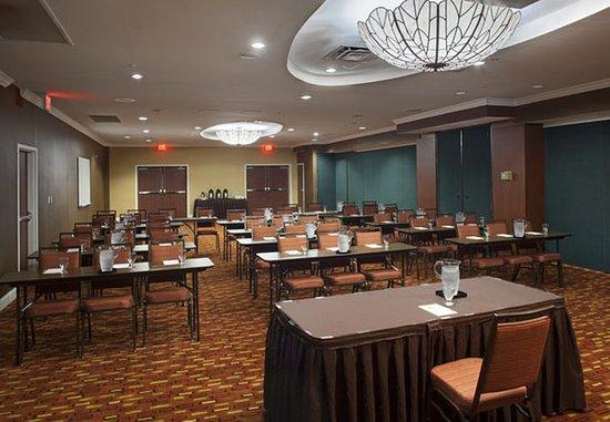 Kinglsey Ballroom – Classroom Setup