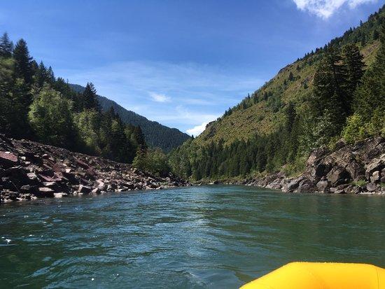 Glacier Raft Company: Flathead River