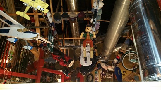 Sparks, NV : Ecclectic decor and delicious menu choices