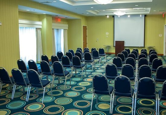 Hampton, VA: Meeting Room – Theater Setup