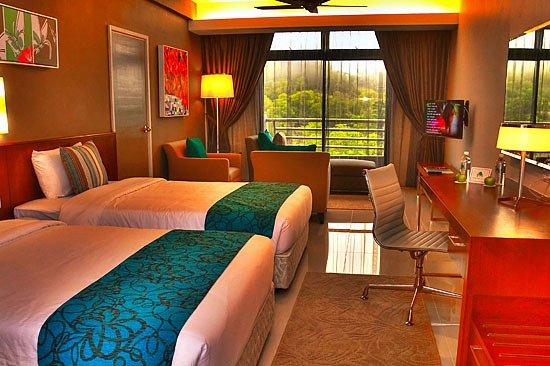 Genting View Resort: Deluxe hotel