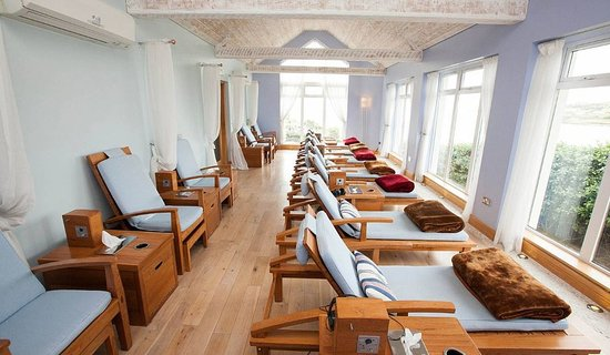 Inchydoney Island Lodge & Spa: Spa