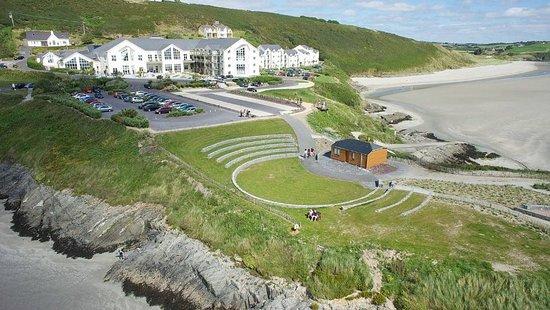 Inchydoney Island Lodge & Spa : Exterior view - Summer