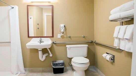 Greenwood, IN: Roll-in shower
