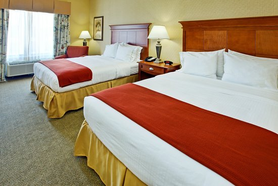 Hurst, Техас: Two Queen Bed Guest Room