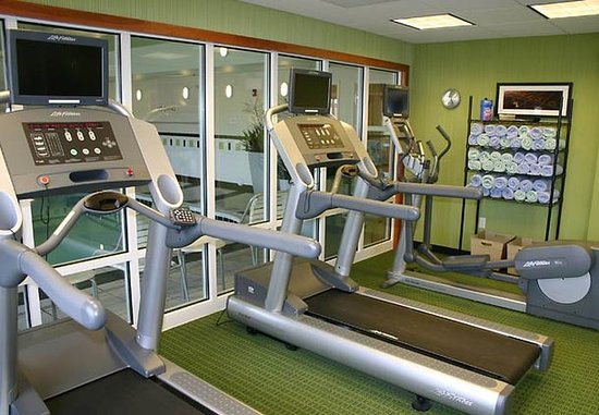 Richfield, UT : Fitness Center