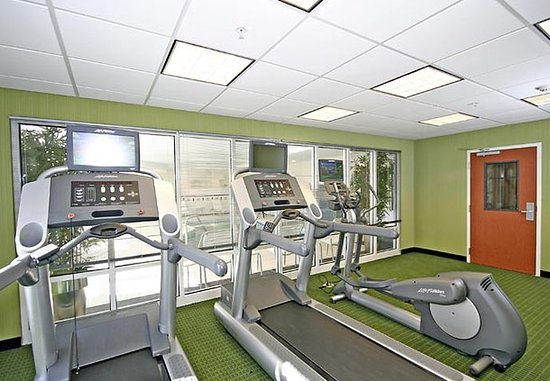 Wytheville, VA: Exercise Room