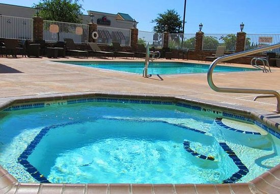 Hobbs, NM: Outdoor Spa