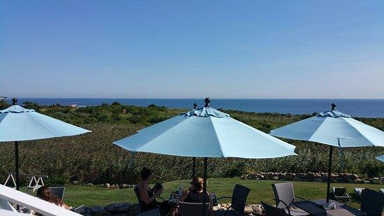 1661 Inn Restaurant: Brunch with a view