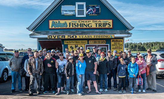 Rustico, Καναδάς: Fishing challenge