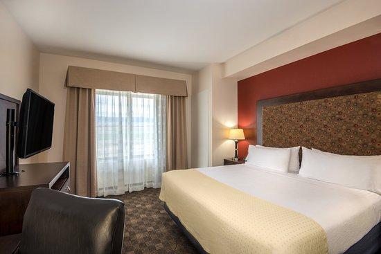 Casper, WY: King Suite Bedroom