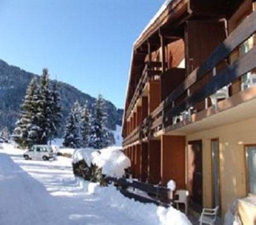Les Diablerets, سويسرا: Hotel les Sources Diablerets
