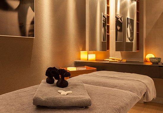 Baqueira, Espagne : Spa - Massage Room