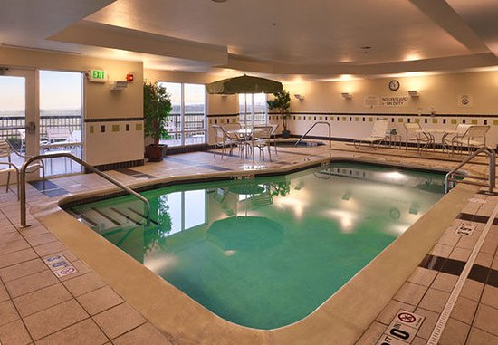 Laramie, WY: Indoor Pool