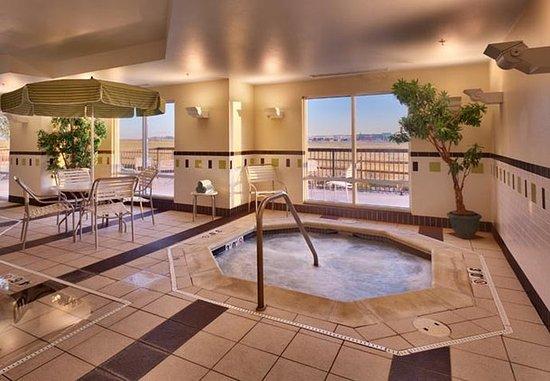 Laramie, Ουαϊόμινγκ: Indoor Whirlpool
